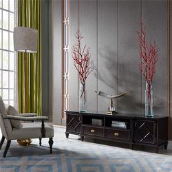 中式电视柜品牌、卫诗理家具、南山区中式电视柜图片