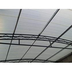 新疆大棚采光板厂家|大棚采光板厂家加工|鑫润采光板(多图)图片