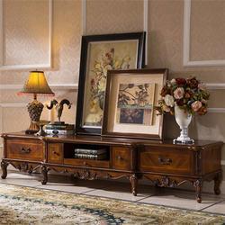 成华区中式电视柜、卫诗理家具、中式电视柜哪家好图片