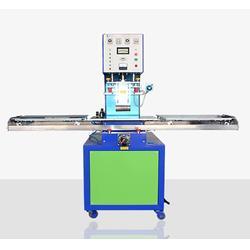 热压吸塑包装机|华链高周波(在线咨询)|东莞吸塑包装机图片