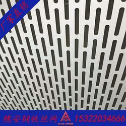 广州不锈钢冲孔网装饰板-穗安过滤冲孔加工-广州不锈钢冲孔网图片