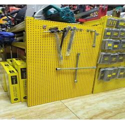 冲孔网板定制超市货架-穗安冲孔网现货-玉林冲孔网板图片