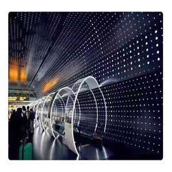 冲孔网板厂家定制异形网-百色冲孔网板-穗安冲孔网现货图片