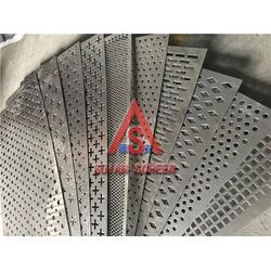 穗安金属冲孔网供应商 不锈钢微型冲孔网板-贵港冲孔网板图片