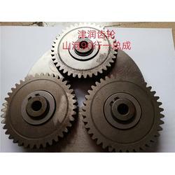 挖掘机齿轮配件_大宇挖掘机齿轮配件_津润机械(优质商家)图片