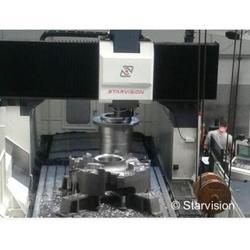 鑫圆超精密加工中心|京都、龙门加工中心进口|加工中心图片