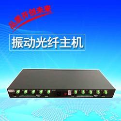 振动光纤报警系统 多路振动光纤探测主机 光纤围栏图片