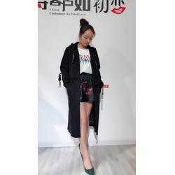 品牌女装折扣 品牌女装尾货货源到艾薇萱图片