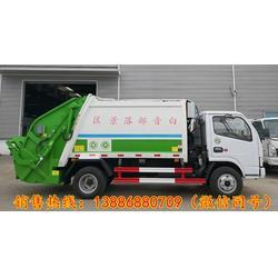 揭阳垃圾车-10吨压缩垃圾车-12立方挂桶垃圾车图片