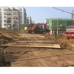 合肥钢板租赁、合肥东兵工程公司、专业钢板租赁图片