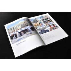 佛山企业画册印刷-东莞爱印吧印刷-企业画册印刷定做图片