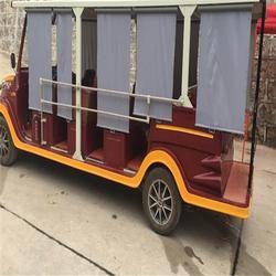 绿通电动观光车遮阳帘厂家 无锡垚之久汽车零部件