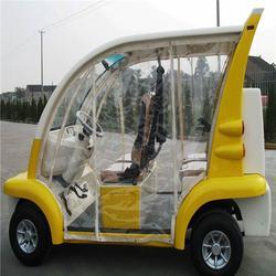 绿通电动观光车遮阳帘、无锡垚之久汽车零部件图片