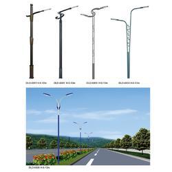 西安市政路灯-朗和照明厂-市政路灯施工图片