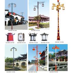 吴忠中华灯厂家-朗和照明工程-仿古中华灯图片