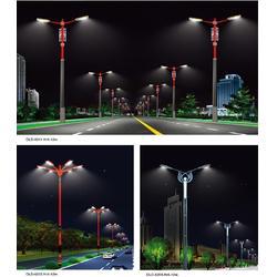 市政道路路灯,市政路灯工程,朗和照明工程图片