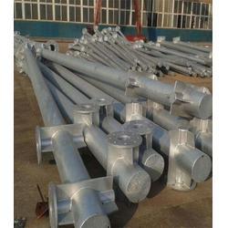西安监控立杆厂家,朗和照明公司,小区监控立杆