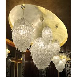 水晶工程、创意吊灯、艺术造型吊灯图片