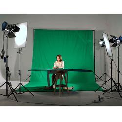 耀诺电动3轴抠像幕布影视背景幕布图片