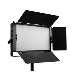 演播室led平板灯100W影视柔光灯图片