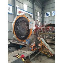 数控钢筋笼滚焊机-亚钢机械-数控钢筋笼滚焊机出售图片