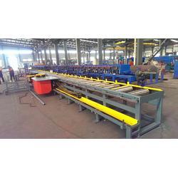 亚钢钢筋机械生产厂家|天津全自动数控钢筋立式双机头图片