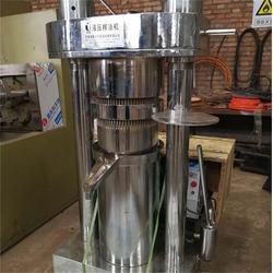 小型液压榨油机、小型液压榨油机、盛金机械(查看)图片