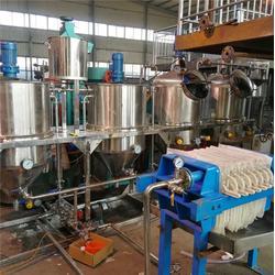 小型精炼油设备-辽宁精炼油设备-盛金机械(查看)图片