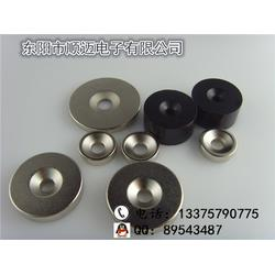 圆形强力磁铁|天津强力磁铁|顺迈电子值得信赖图片