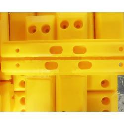 厂家供应定做耐磨链条导轨_【聚乙烯耐磨导轨】_耐磨导轨图片