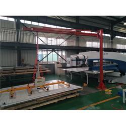 玻璃吸盘气动助力机械臂-岳达机械手生产厂家-北京助力机械臂