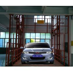 黑龙江导轨式升降机-山东云天实力厂家-汽车导轨式升降机多少钱图片
