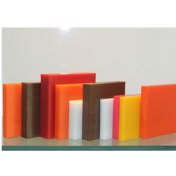 高密度PE板HDPE板防水高密度聚乙烯板材图片