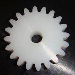 超高分子量聚乙烯UHMWPE星型轮齿轮耐磨件图片