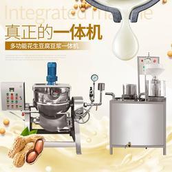 盛隆食品机械、花生豆腐机、花生豆腐机零售图片