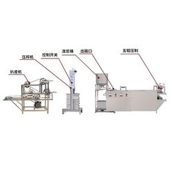 盛隆食品机械|辽宁干豆腐机|全自动干豆腐机械图片