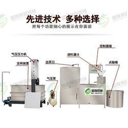 盛隆食品机械,全自动豆腐干机,全自动豆腐干机报价图片
