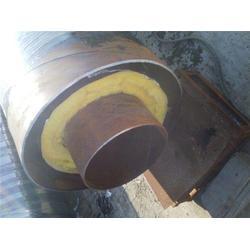大口径钢套钢聚氨酯保温管,今日保温管,内蒙古保温管图片