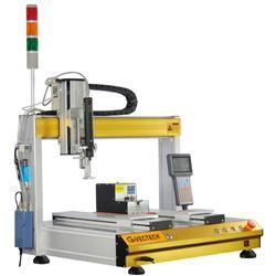 自动锁螺丝机报价-自动锁螺丝机-桌面式螺丝机,威铁克(查看)图片