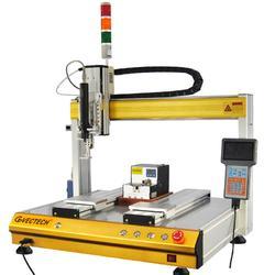 自动螺丝供给机厂商-自动螺丝供给机-带垫片螺丝机,威铁克图片