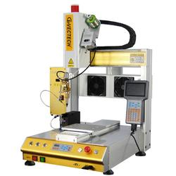 全自动焊锡机,自动焊锡机,威铁克图片