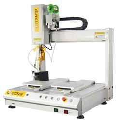 四轴自动焊锡机报价-四轴自动焊锡机-焊锡机多少钱,威铁克图片