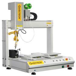 自动焊锡机供货商、威铁克、自动焊锡机图片