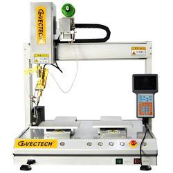 小型自动焊锡机-威铁克,焊锡机公司-订制小型自动焊锡机图片