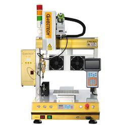 全自动焊锡机销售-直销全自动焊锡机-脚踏焊锡机,威铁克图片