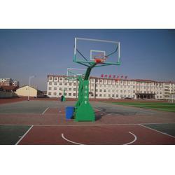 室外移动式篮球架_奥祥文体(在线咨询)_室外移动式篮球架图片
