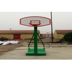 电动移动式篮球架厂家直销_移动式篮球架_奥祥文体图片