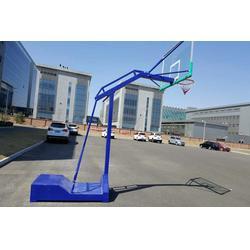 奥祥文体(图),凹箱篮球架供应商,凹箱篮球架图片