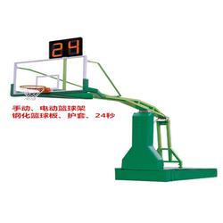 单臂移动式篮球架大量,单臂移动式篮球架,奥祥文体图片