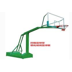 圆管移动式篮球架定做、奥祥文体、圆管移动式篮球架图片